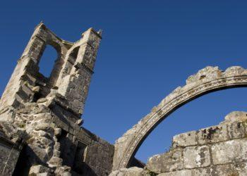 cemiterio santa mariña CASA GRANDE DO BACHAO turismo rural galicia